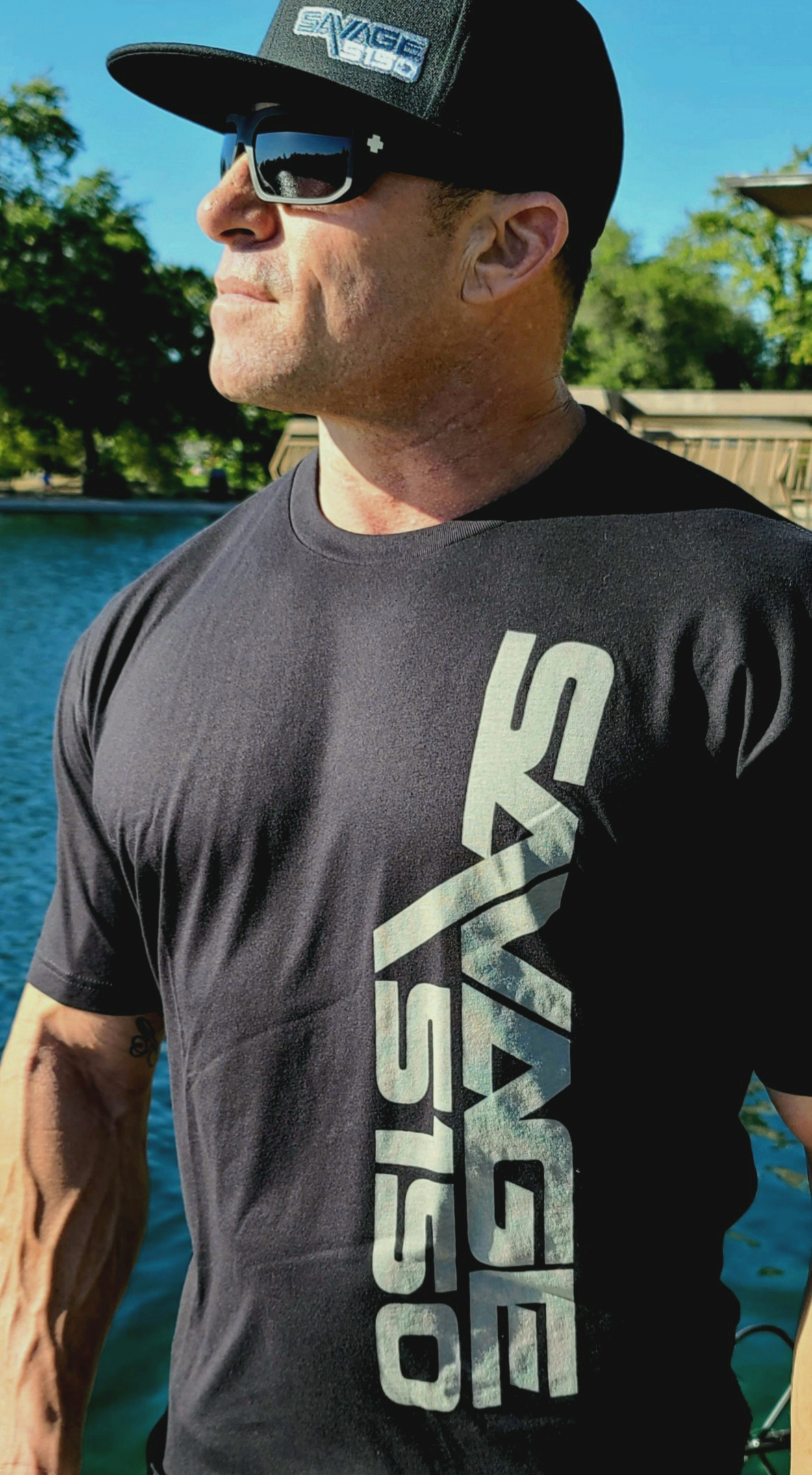 Mens Fitted Tee - Askew