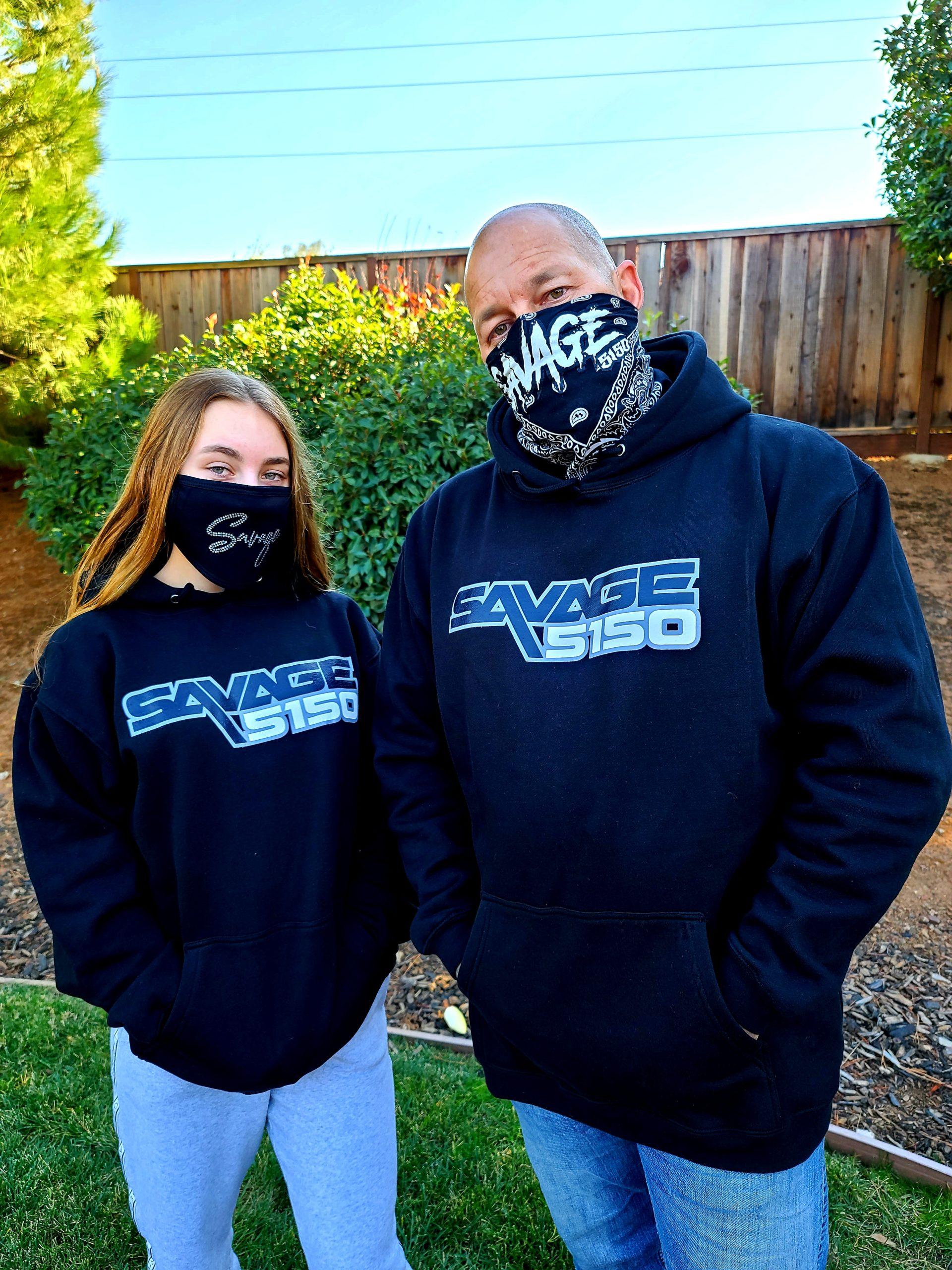Hooded Sweatshirt - Sleek